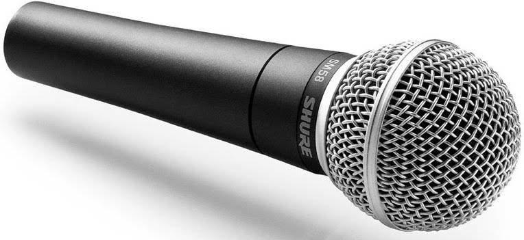 SHURE SM58-LCE динамический кардиоидный вокальный микрофон