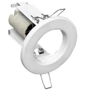 Точечный светильник R50 220В Е14 белый встраиваемый (R50-White)