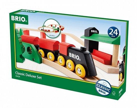 BRIO Деревянная железная дорога