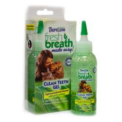 TropiСlean Гель для собак для чистки зубов 118мл