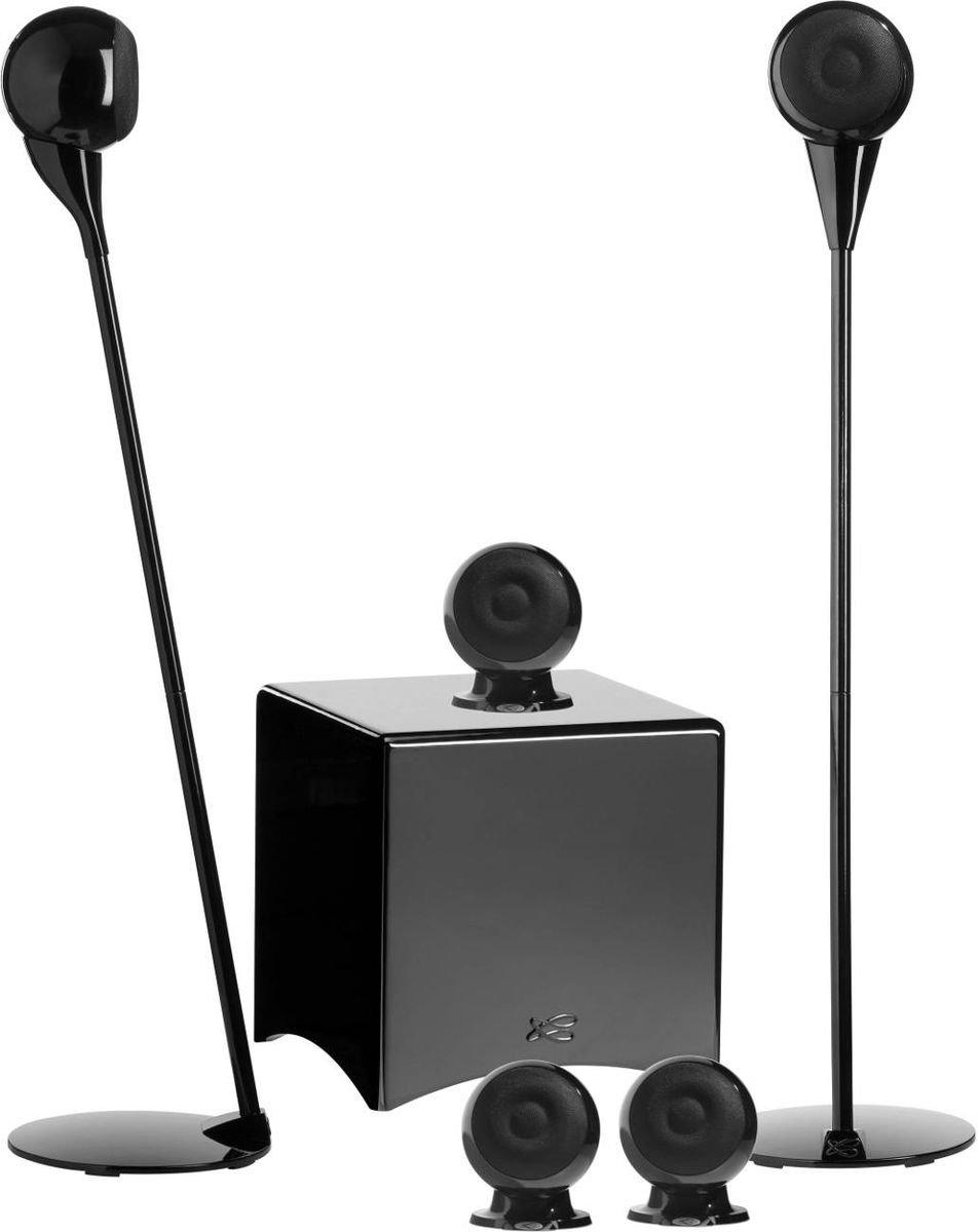 Cabasse Eole 3 System 5.1 Glossy Black