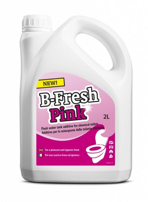 Жидкость для биотуалета THETFORD B-Fresh Rinse, верхний бак, 2 л
