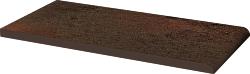 Клинкерная плитка Paradyz Semir Brown подоконник 148x300
