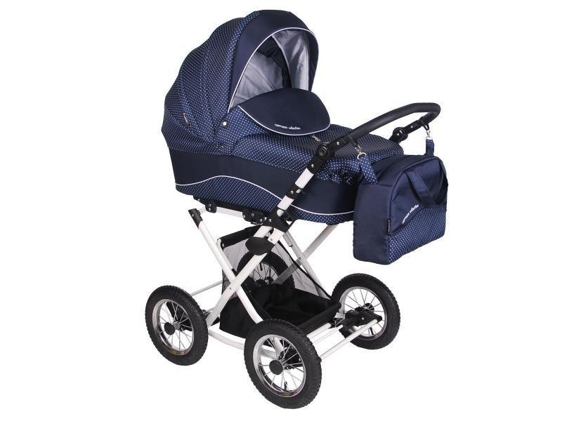Детская коляска 2 в 1 Lonex Carrozza (car13)