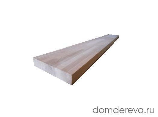 Мебельный щит дуб кат. Экстра цельный 2100 х 600 х 40
