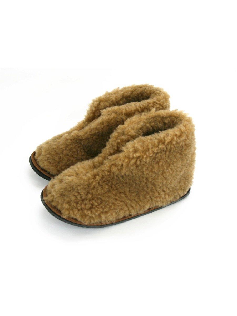 Тапочки Тефия 10-53/коричневый