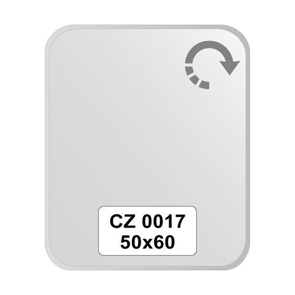 Зеркало (50х60 см) (FBS) CZ 0017