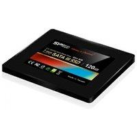 Диск SSD 120Gb SSD Silicon Power Slim S55 SP120GBSS3S55S25 SATA-III