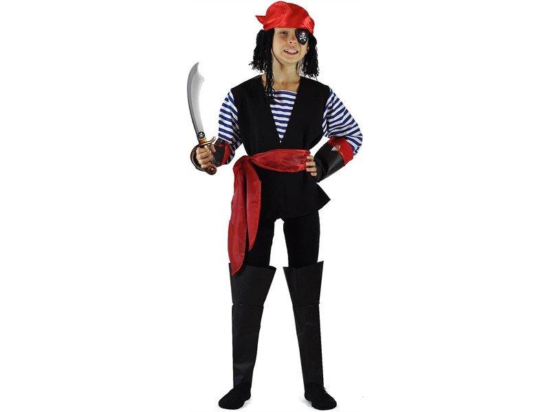 Если вашего малыша пригласили на праздник пиратов для детей или вы являетесь сами инициатором этой оригинального сабантуя, позаботьтесь о детском костюме и аксессуарах заранее.