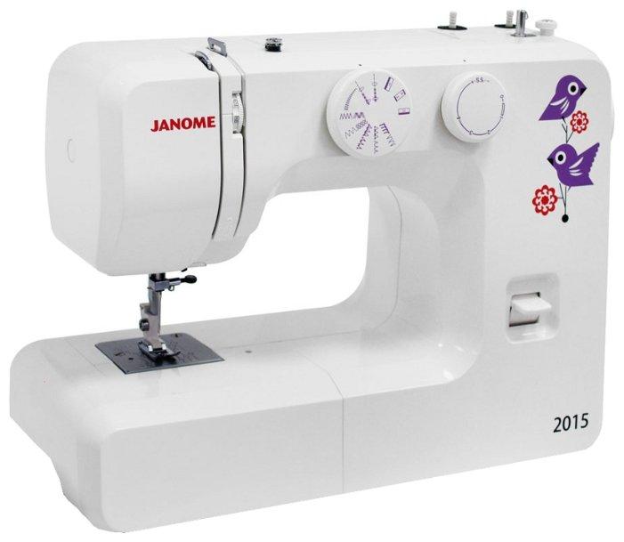 Швейная машина Janome 2015 white