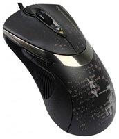 Мышь A4Tech V-Track F4 Black USB