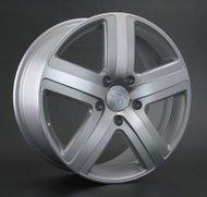 Диски Replica VW1 7,5x17 5x130 D71.5 ET55 цвет FSF (серебристый,полировка) - фото 1