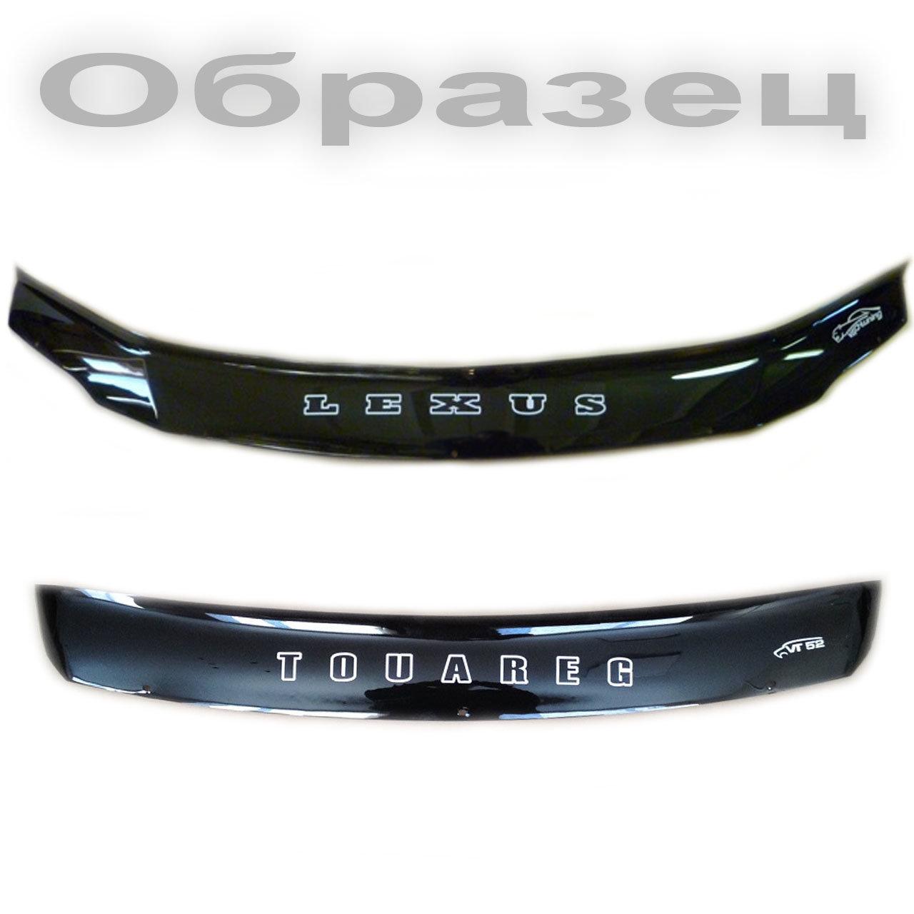 Дефлектор капота Honda Civic HB 2012-