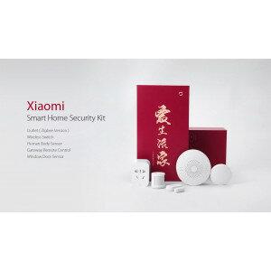 Системы Умный дом Комплект умного дома Xiaomi Smart Home Security Kit