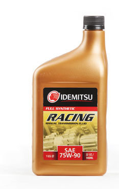 Трансмиссионное масло IDEMITSU RACING GEAR OIL 75W90 1л