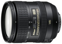 Объектив Nikon Nikkor AF-S 16-85 mm F/3.5-5.6 G ED DX VR