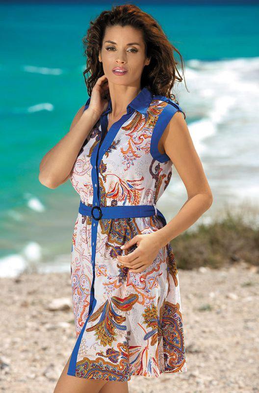 Платья-накидки для пляжа - купить в Москве по выгодной цене d3ea2509fb9