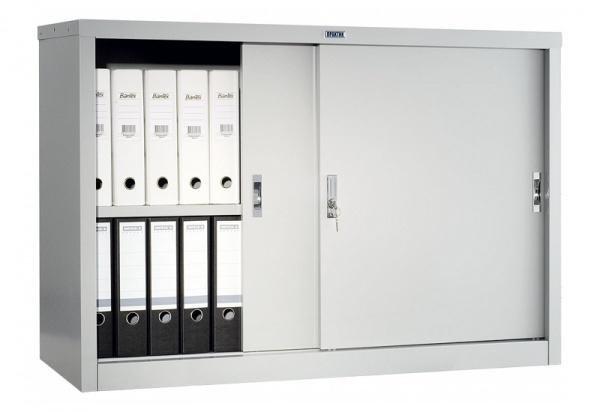 Металлический шкаф для хранения документов Практик АМТ 0812