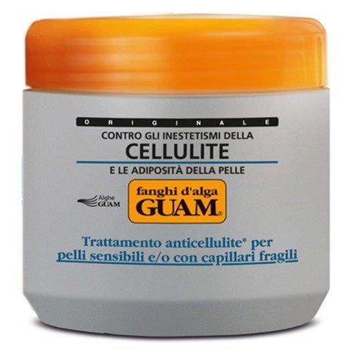 FANGHI D`ALGA Маска антицеллюлитная для чувствительной кожи с хрупкими капиллярами