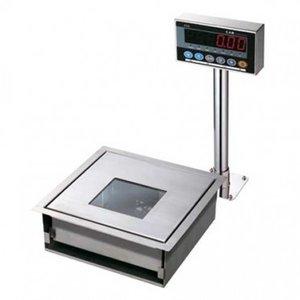Сканер весы встраиваемые CAS PDS-30