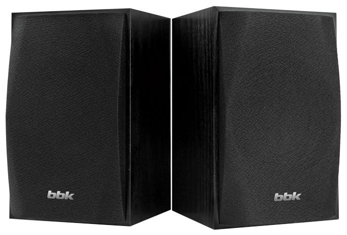 Компьютерная акустика BBK SP-09 (черный)