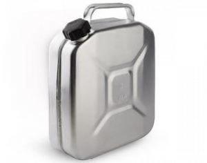 Канистра алюминиевая 10 л