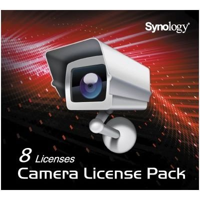 Synology License Pack 8