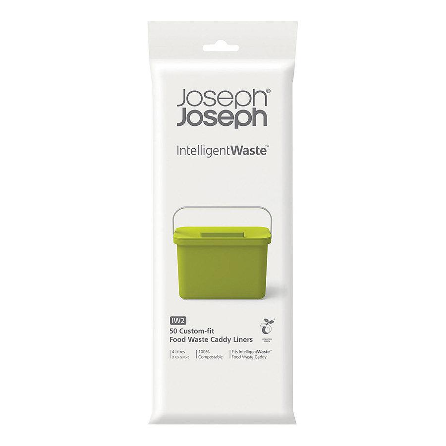 Пакеты для мусора Food waste (50 штук) Joseph Joseph