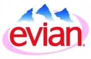 Evian - французская минеральная вода Эвиан