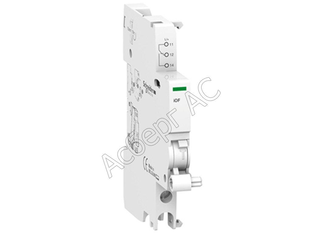 iOF/SD+OF Контакт состояния 240-415VAC 24-130VDC DOU для ACTI9 Schneider Electric, A9A26929