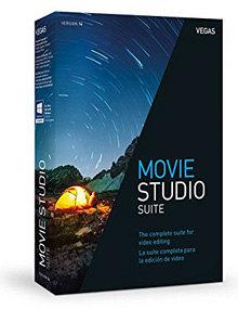 Vegas Movie Studio 14 Suite - ESD (ANR007558ESD)