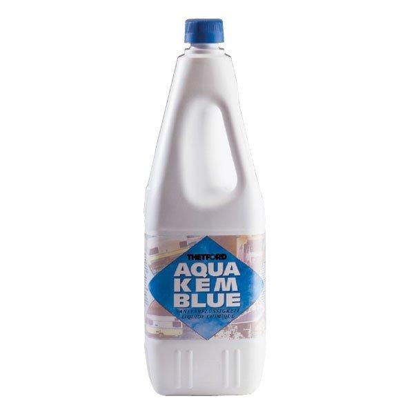 Жидкость для биотуалета THETFORD Aqua Kem Blue, нижний бак, 2 л