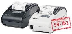 Фискальный регистратор Атол 11Ф. Черный. с фискальный накопителем. RS+USB