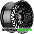 Vissol F-501 8.5x18/5x120 D74.1 ET38 Gloss_Black - фото 1