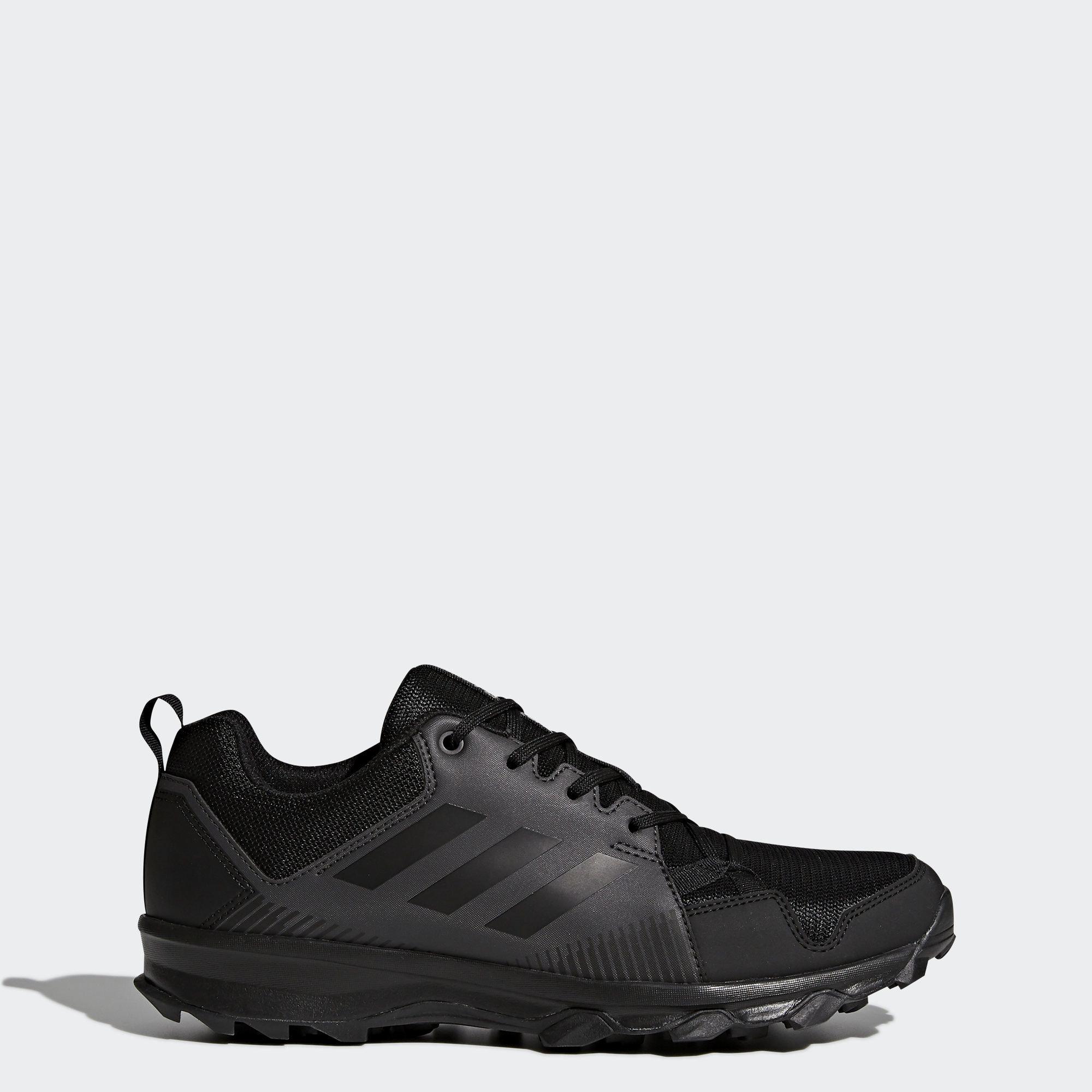 Обувь для трейлраннинга TERREX Tracerocker adidas TERREX Core Black/Core Black/Utility Black