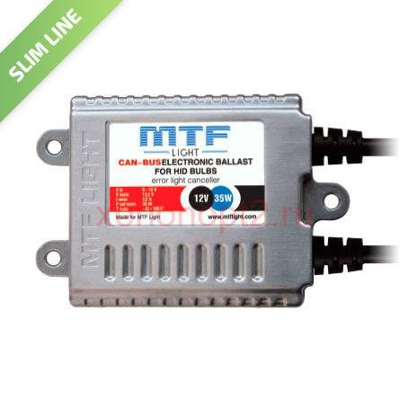 Блок розжига MTF light Slim Line Can Bus 12V 35W (с обманкой)