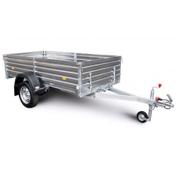Автоприцеп МЗСА бортовой для грузов (дачный) 817701.004/014-05 (73292)