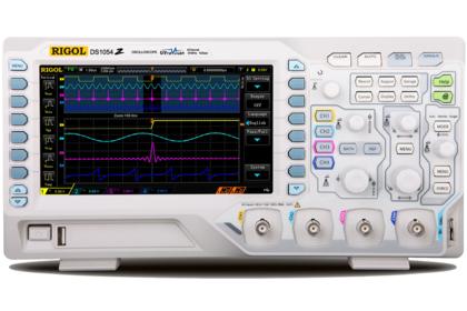 RIGOL DS1054Z - цифровой осциллограф