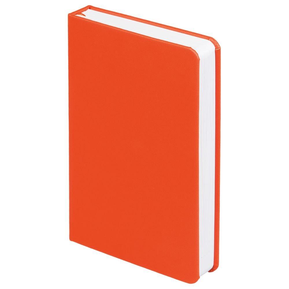 Ежедневник Basis Mini, недатированный, оранжевый