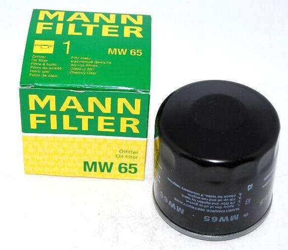 Масляный фильтр MANN FILTER MW 65 MW65