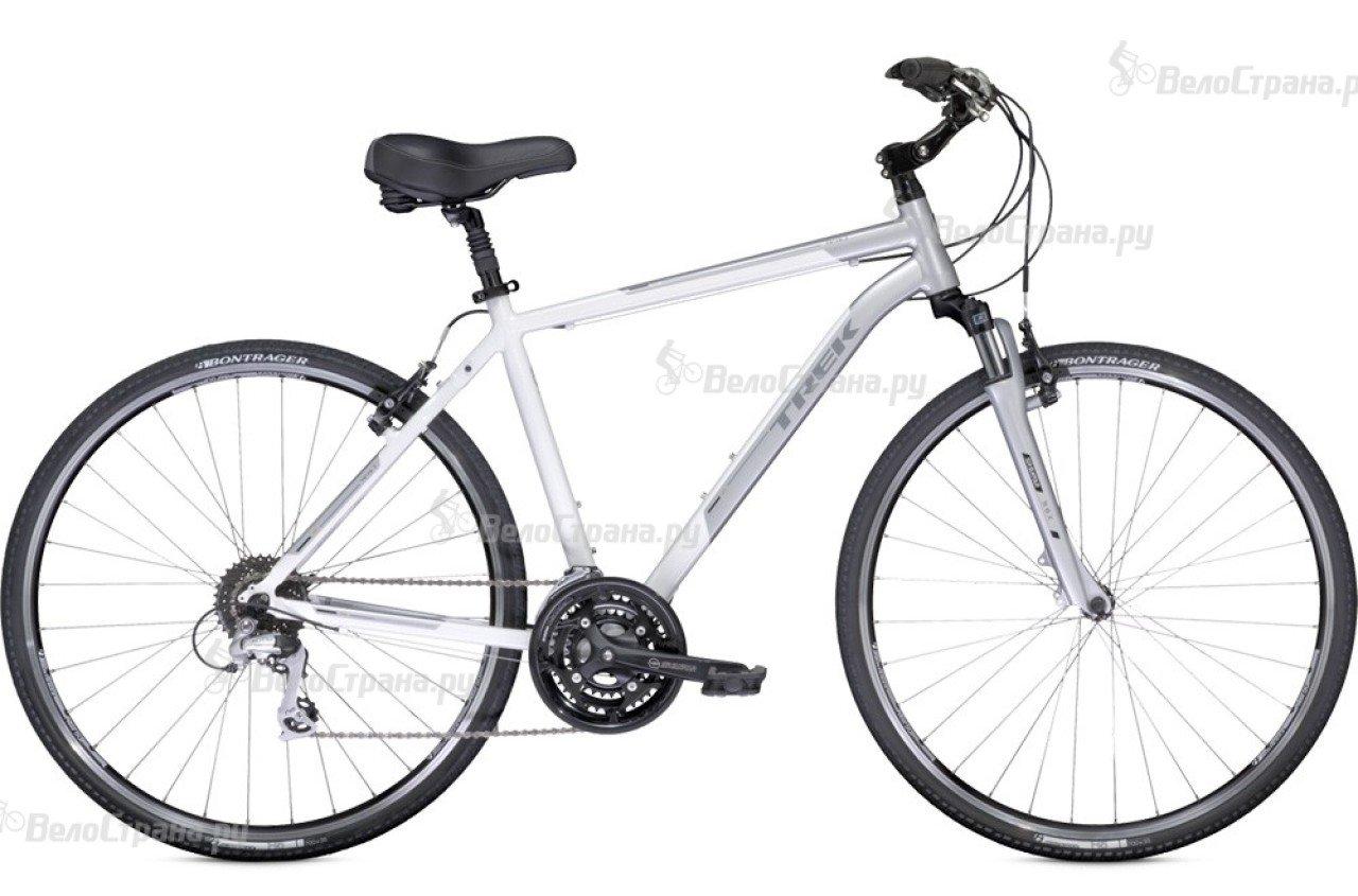 Велосипед Trek Verve 3 (2014) Серый 23 ростовка