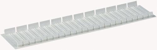 Заглушки ZA 1P5 Заглушка на 12 модулей (серая) ABB