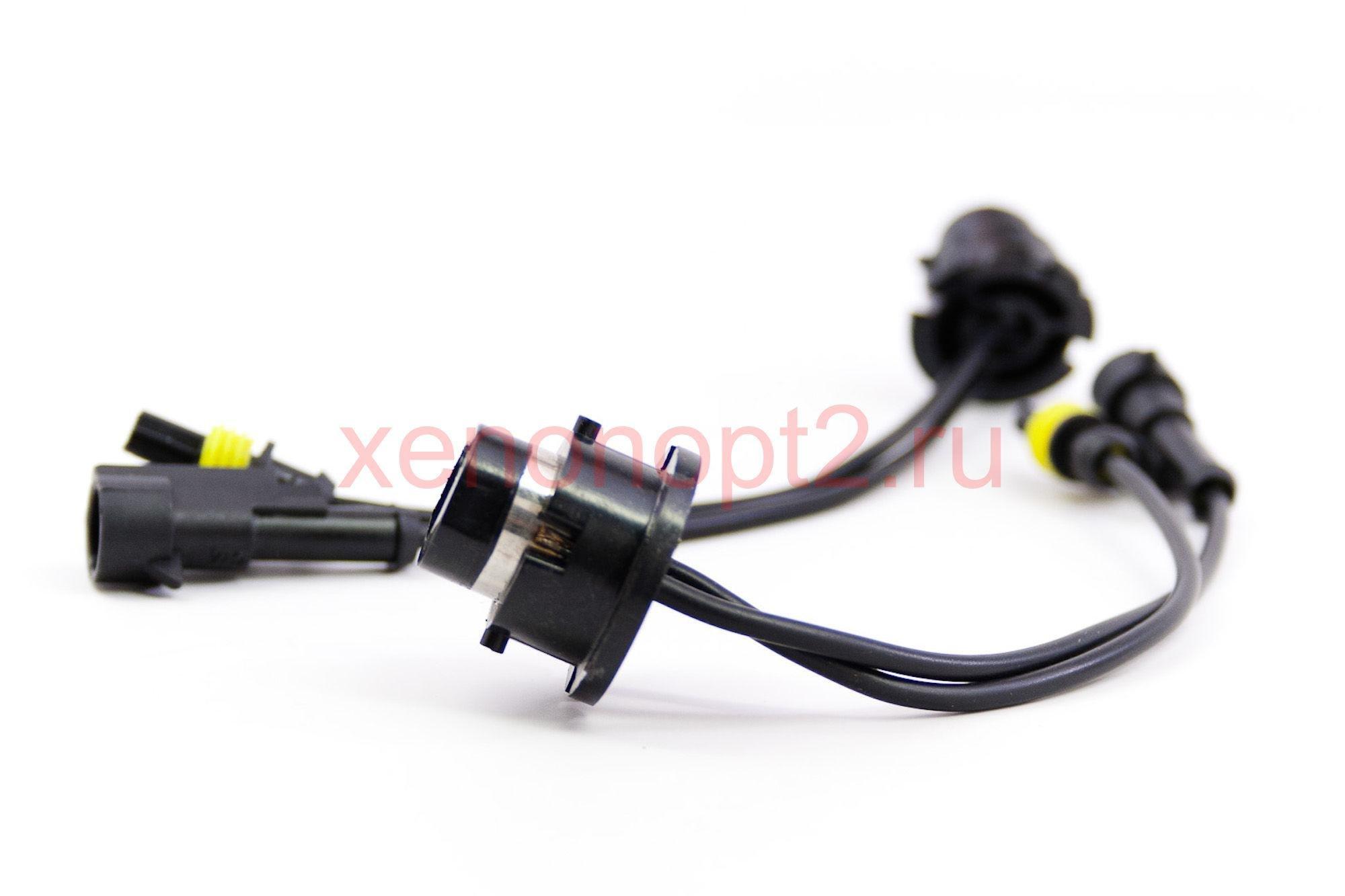 Переходник (адаптер) от блока D2S/D2R к лампе AMP