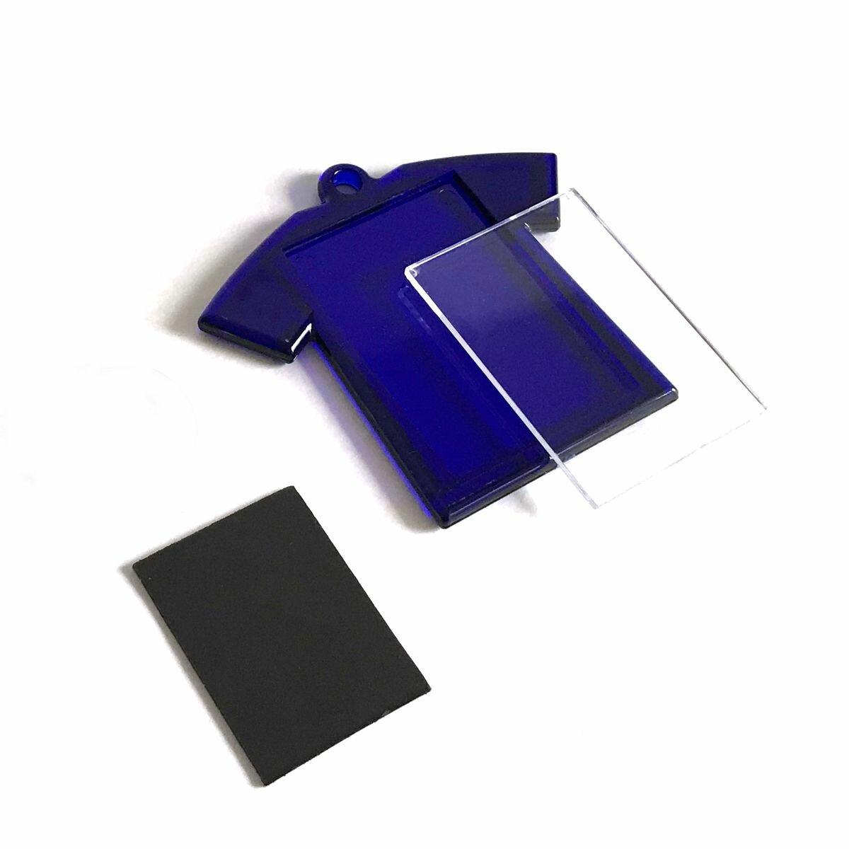 Магнит «Футболка» (Синий, 250 шт.)