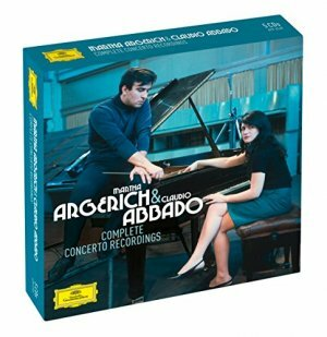"Martha Argerich / Claudio Abbado ""The Complete Concerto Recordings 1967 - 2013"""