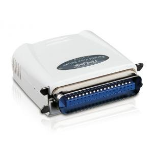 Принт-серверы Принт-сервер TP-Link TL-PS110P внешний