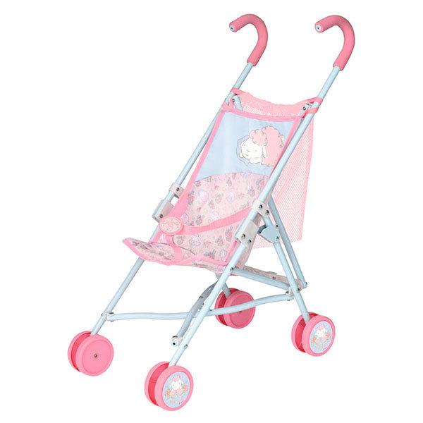 Коляска Zapf Creation Baby Annabell 1423478 Бэби Аннабель Коляска-трость с сеткой, 2017