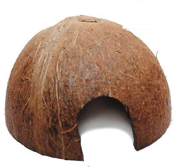 """Домик для мелких грызунов Homepet """"Кокос"""", 10 см"""