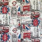 Мебельные ткани Велюр Britannia