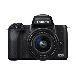 Фотоаппарат Canon EOS M50 Kit 15-45 mm
